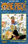 Cover for One Piece (Carlsen Comics [DE], 2001 series) #1