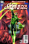Cover Thumbnail for Green Lantern (2005 series) #36 [Direct Sales]