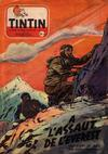 Cover for Journal de Tintin (Dargaud éditions, 1948 series) #255