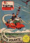 Cover for Journal de Tintin (Dargaud éditions, 1948 series) #262