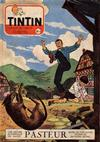 Cover for Journal de Tintin (Dargaud éditions, 1948 series) #280