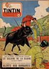 Cover for Journal de Tintin (Dargaud éditions, 1948 series) #305