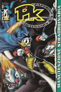 Cover Thumbnail for Pk Paperinik New Adventures (The Walt Disney Company Italia, 1996 series) #16