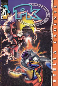 Cover Thumbnail for Pk Paperinik New Adventures (The Walt Disney Company Italia, 1996 series) #17