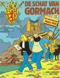 Cover Thumbnail for Een avontuur van Willem Peper (Oberon, 1979 series) #3 - De schat van Gormach