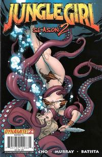 Cover Thumbnail for Jungle Girl Season 2 (Dynamite Entertainment, 2008 series) #2