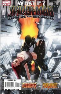 Cover Thumbnail for What If? Spider-Man Back in Black (Marvel, 2009 series) #1