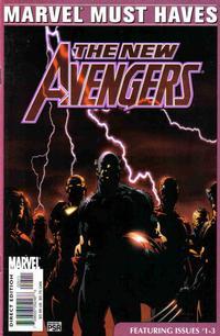 Cover Thumbnail for Marvel Must Haves: New Avengers #1-3 (Marvel, 2005 series)