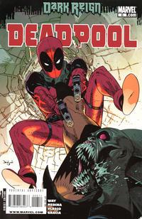 Cover Thumbnail for Deadpool (Marvel, 2008 series) #6