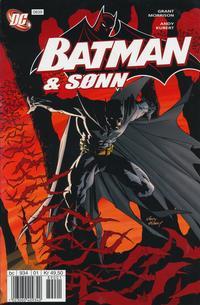 Cover Thumbnail for Batman & sønn (Hjemmet / Egmont, 2008 series)