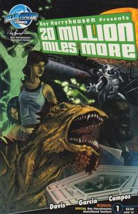 Cover Thumbnail for 20 Million Miles More (Bluewater / Storm / Stormfront / Tidalwave, 2007 series) #1 [Cover A]
