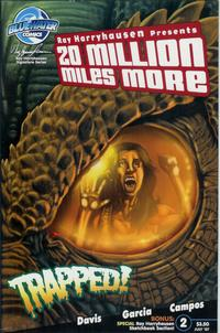 Cover Thumbnail for 20 Million Miles More (Bluewater / Storm / Stormfront / Tidalwave, 2007 series) #2