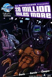 Cover Thumbnail for 20 Million Miles More (Bluewater / Storm / Stormfront / Tidalwave, 2007 series) #4