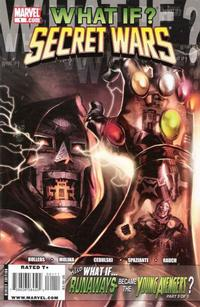 Cover Thumbnail for What If? Secret Wars (Marvel, 2009 series) #1