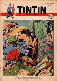 Cover Thumbnail for Journal de Tintin (Dargaud éditions, 1948 series) #4