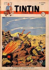Cover Thumbnail for Journal de Tintin (Dargaud éditions, 1948 series) #16