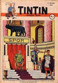 Cover Thumbnail for Journal de Tintin (Dargaud éditions, 1948 series) #17