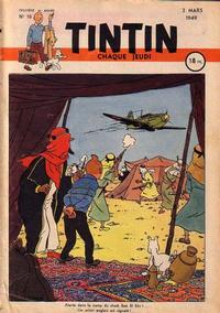 Cover Thumbnail for Journal de Tintin (Dargaud éditions, 1948 series) #19