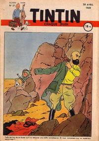 Cover Thumbnail for Journal de Tintin (Dargaud éditions, 1948 series) #27