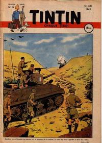 Cover Thumbnail for Journal de Tintin (Dargaud éditions, 1948 series) #29