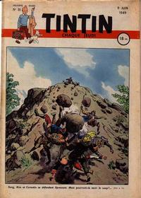 Cover Thumbnail for Journal de Tintin (Dargaud éditions, 1948 series) #33