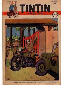 Cover Thumbnail for Journal de Tintin (Dargaud éditions, 1948 series) #35