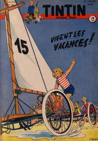 Cover Thumbnail for Journal de Tintin (Dargaud éditions, 1948 series) #39