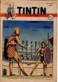 Cover Thumbnail for Journal de Tintin (Dargaud éditions, 1948 series) #40