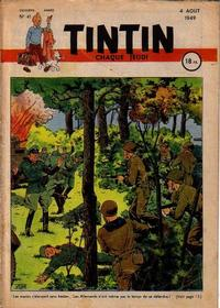 Cover Thumbnail for Journal de Tintin (Dargaud éditions, 1948 series) #41