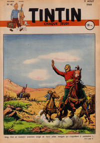 Cover Thumbnail for Journal de Tintin (Dargaud éditions, 1948 series) #42