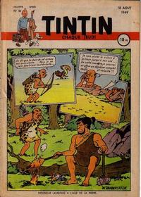 Cover Thumbnail for Journal de Tintin (Dargaud éditions, 1948 series) #43