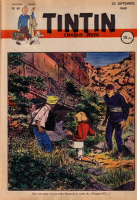 Cover Thumbnail for Journal de Tintin (Dargaud éditions, 1948 series) #48
