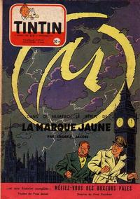 Cover Thumbnail for Journal de Tintin (Dargaud, 1948 series) #256