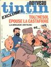 Cover for Nouveau Tintin (Dargaud éditions, 1975 series) #29
