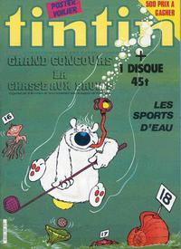 Cover Thumbnail for Nouveau Tintin (Dargaud, 1975 series) #353