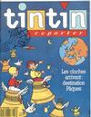 Cover for Tintin Reporter (Dargaud éditions, 1988 series) #16