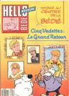 Cover for Hello Bédé (Le Lombard, 1989 series) #1