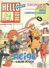 Cover for Hello Bédé (Le Lombard, 1989 series) #3
