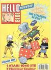 Cover for Hello Bédé (Le Lombard, 1989 series) #9
