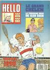 Cover for Hello Bédé (Le Lombard, 1989 series) #20