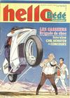 Cover for Hello Bédé (Le Lombard, 1989 series) #37