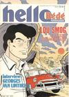 Cover for Hello Bédé (Le Lombard, 1989 series) #46
