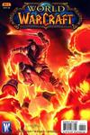 Cover for World of Warcraft (DC, 2008 series) #11 [Samwise Didier Cover Variant]