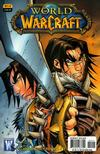 Cover for World of Warcraft (DC, 2008 series) #14 [Ludo Lullabi Cover Variant]