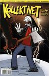 Cover for Kollektivet (Bladkompaniet / Schibsted, 2008 series) #4/2009