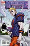 Cover for Machine Teen (Marvel, 2005 series) #2