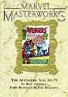 Cover Thumbnail for Marvel Masterworks: The Avengers (2003 series) #8 (109) [Limited Variant Edition]