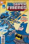 Cover for Super Friends (DC, 2008 series) #11