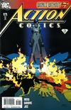 Cover for Action Comics (DC, 1938 series) #876