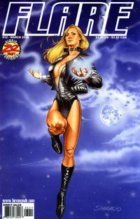 Cover Thumbnail for Flare (Heroic Publishing, 2005 series) #32